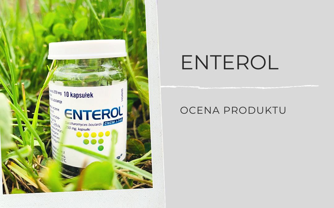Recenzje produktów probiotycznych – Enterol