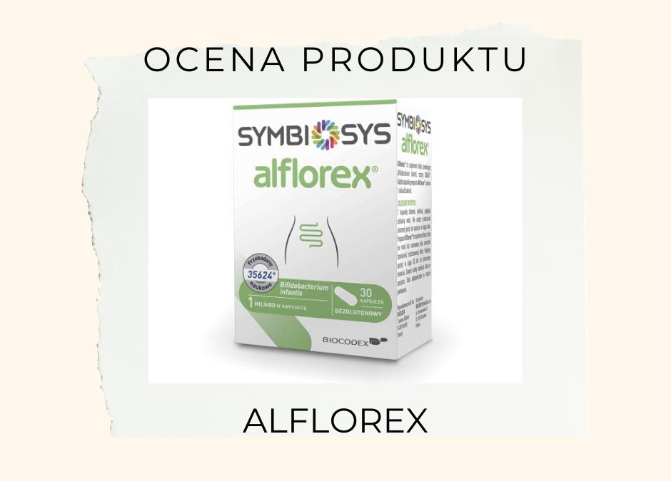 Recenzje produktów probiotycznych – Symbiosys – Alflorex